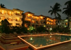 Make Most of Your Summer Vacations with 4-star resort in Goa
