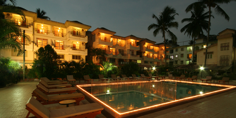 resort in Goa