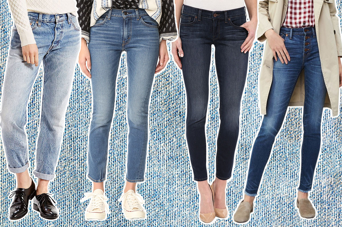 Find types of jeans for women at ShopStyle. Shop the latest collection of types of jeans for women from the most popular stores - all in one place.