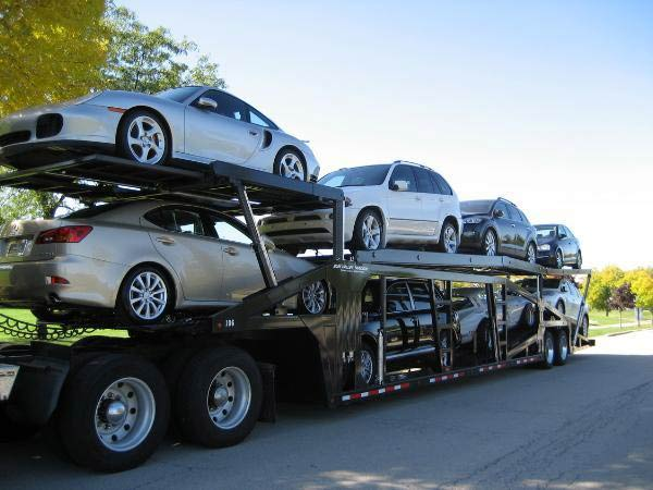 Car shipping companies USA