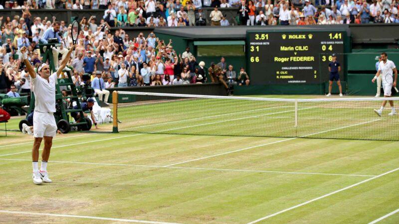 Biggest News World Tennis