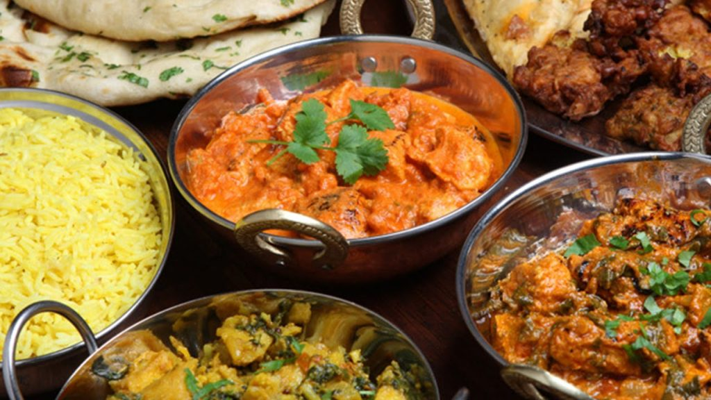 High Calorie Indian Foods
