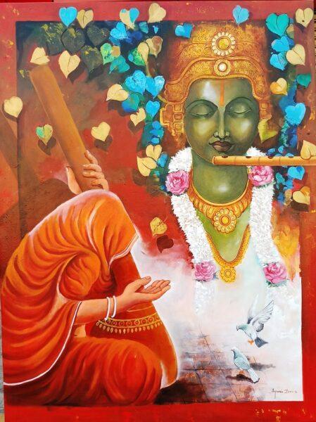Radha Krishna A Depiction Of True Love Przespider