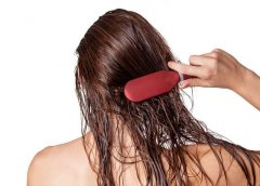 Doing away with dandruff in the hair