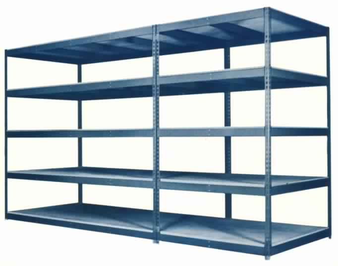 Rivet Shelving Units
