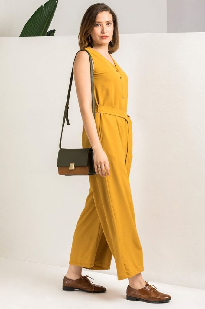 Jumpsuits Styling Ideas for Every Modern Working Women