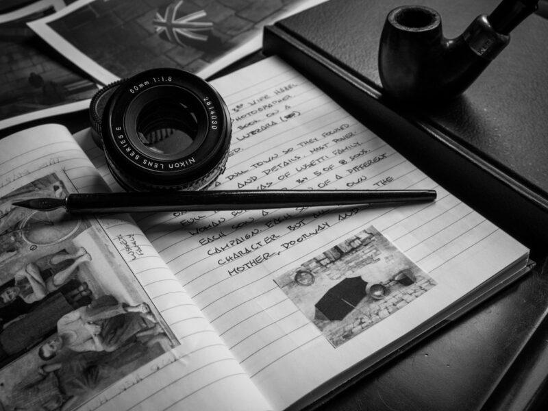 study photography