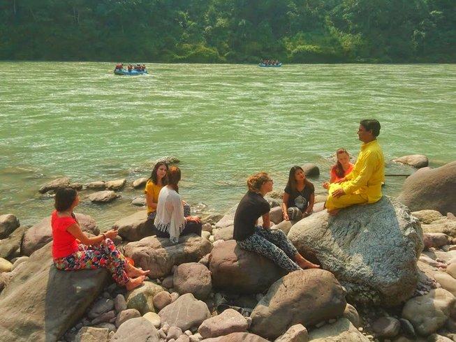 Explore SaptarishiKund Trek To Experience Unexpected Adorability Of Yamuna River