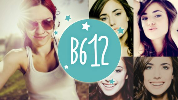 Install B612 for the best selfiegenic camera