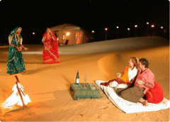 Visit the Exotic Corners of Rajasthan
