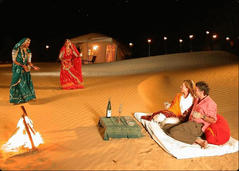 Exotic Corners of Rajasthan