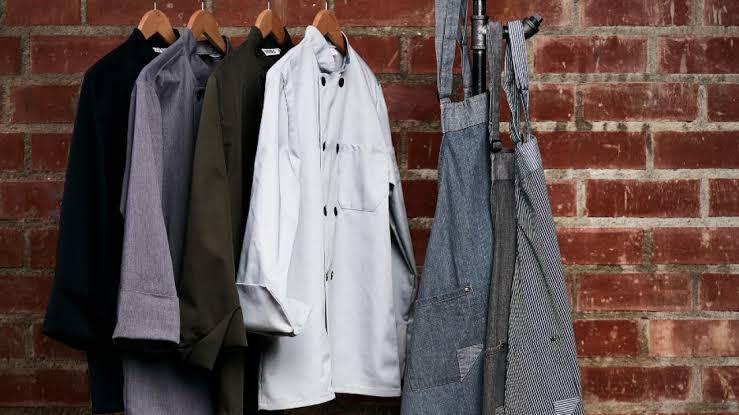right chef coat