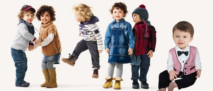 Is The Winter Wear For Kids Available In The Huge Collections?