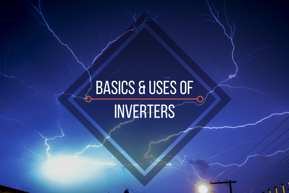 Uses of Inverters