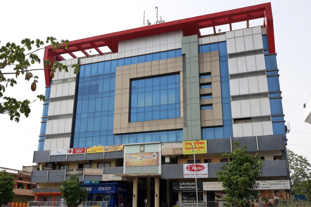 Pre-leased office space