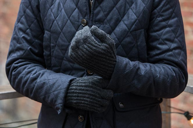 Jacket for winter