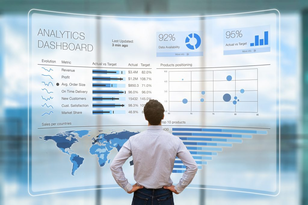 Data and Business Analytics